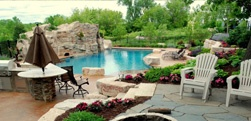 Minnesota Swimming Pools & Cabanas from Heins Nursery.