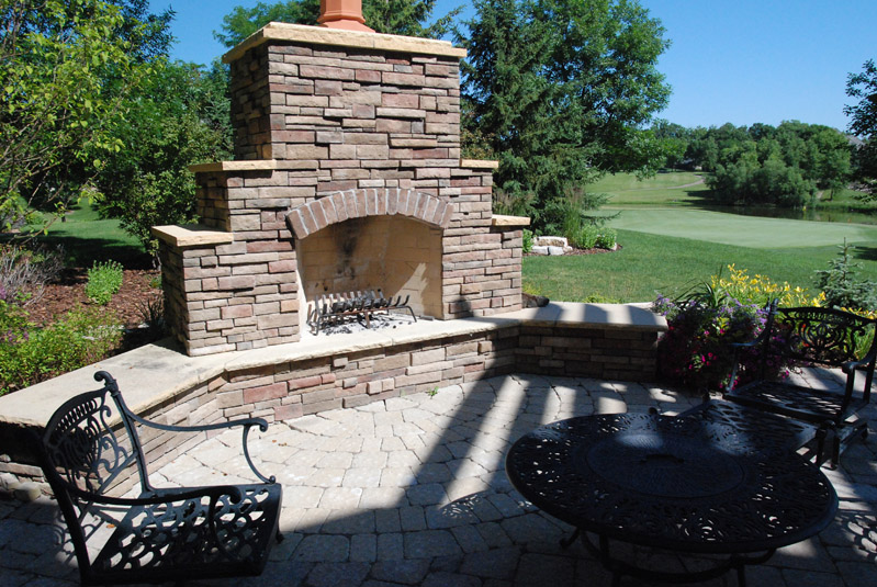 Outdoor Kitchens and Rooms project gallery